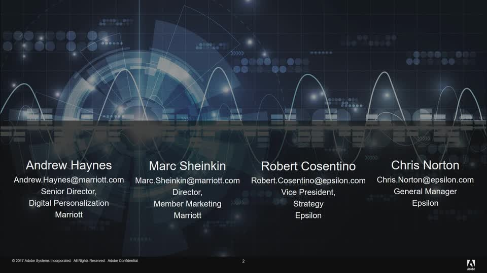 Adobe Summit 2017   The Digital Marketing Conference   March